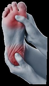 Neuropathy foot pain